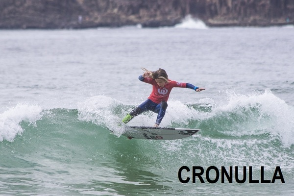 Woolworths Surfer Groms Comps 2018/19 - Cronulla