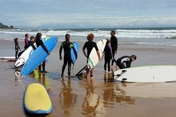 SURF and SUP FLAT WATER COACHES REACCREDITATION Levels 1 and 2.