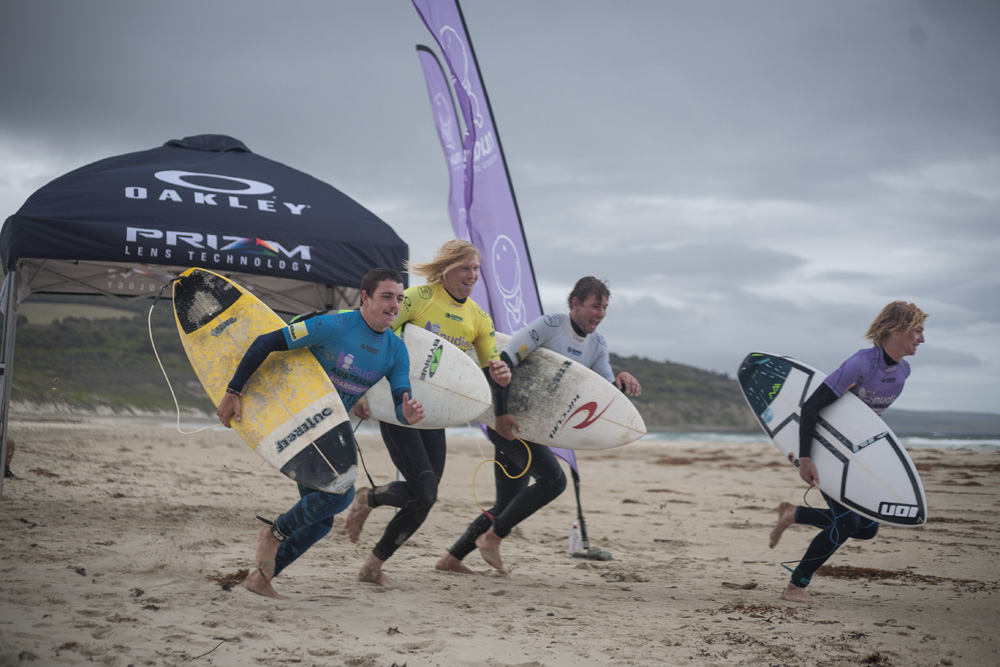 2018 Nudie ABB Teams Final kicks off at Roaring Beach
