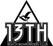 13TH BEACH BOARDRIDERS CLUB