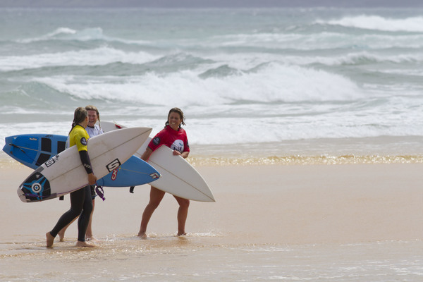 FEMALE SURF CLINIC - 14th April