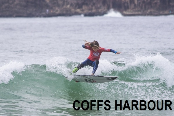 Woolworths Surfer Groms Comps 2018/19 - Coffs Harbour