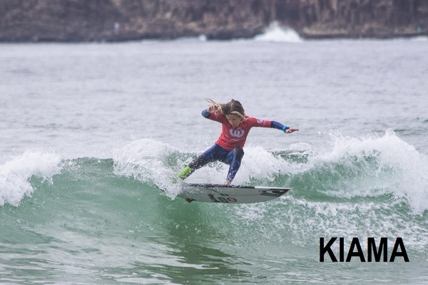 Woolworths Surfer Groms Comps 2018/19 - Kiama