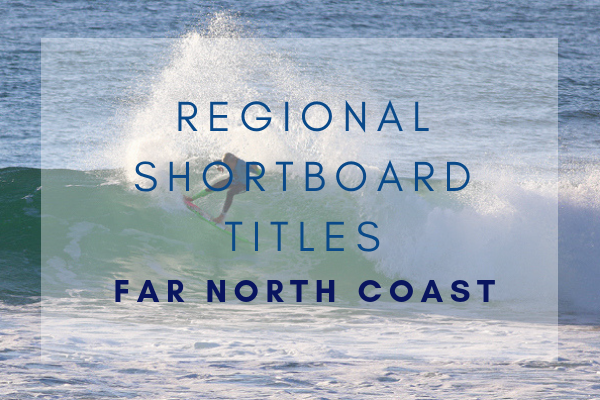 2019 Ocean & Earth NSW Junior Regional Titles - Far North Coast