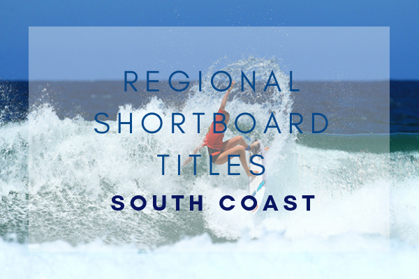 2019 Ocean & Earth NSW Junior Regional Titles - South Coast
