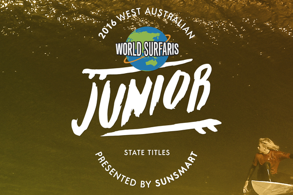 WORLD SURFARIS WA JUNIOR SURFING TITLES PRESENTED BY SUNSMART RND # 3