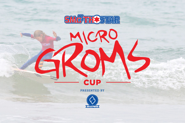 2016 SmoothStar Micro Groms Cup Presented by Shapers Fins