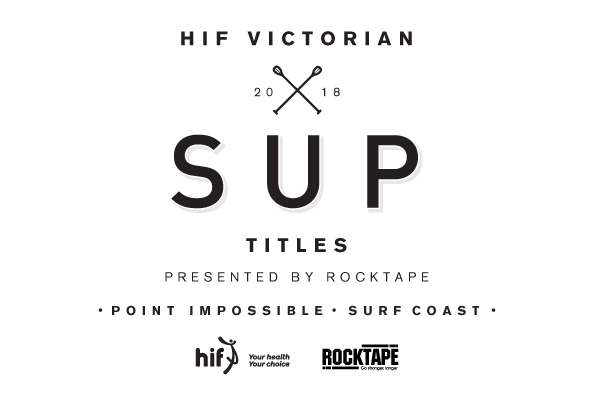 2018 HIF Victorian SUP Titles
