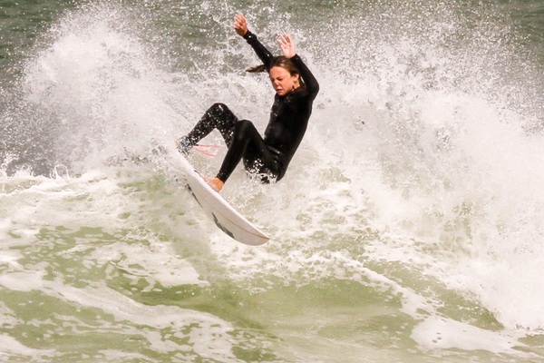 Shortboard State Titles Masters (Southern Surf Festival)
