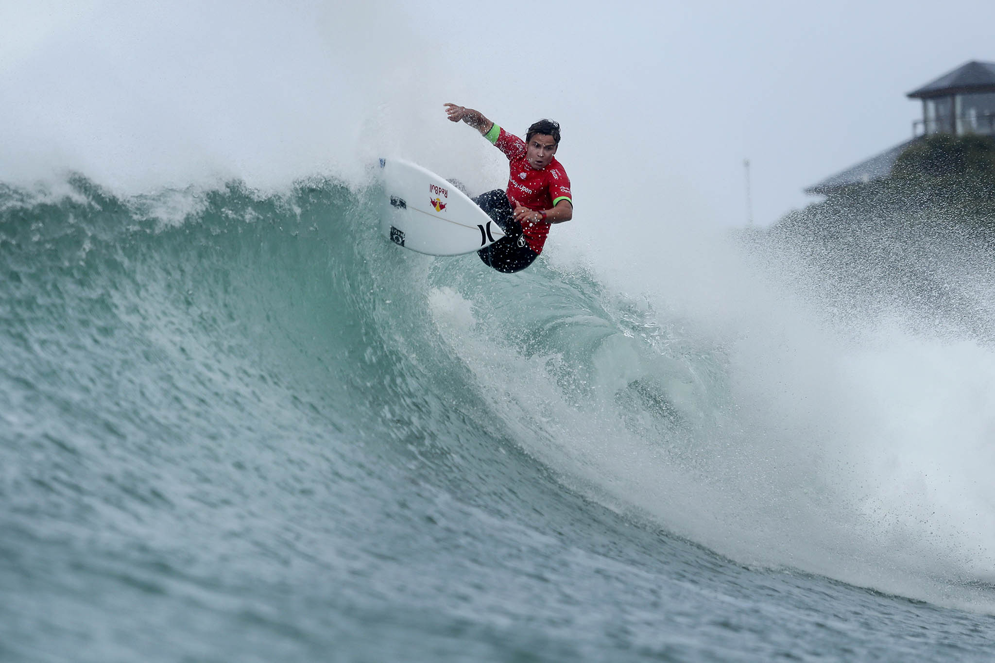 5dc09fc008 Fanning And Wilson Bank Heat Wins At J-Bay On Drama Packed Day One ...