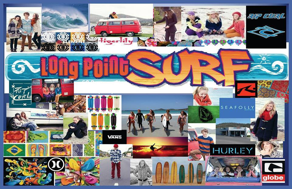 Long Point Surf Shop Bicheno