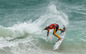 SURFERS BATTLE WINTERY WAVES ON DAY TWO OF THE RIP CURL GROMSEARCH IN WEST OZ