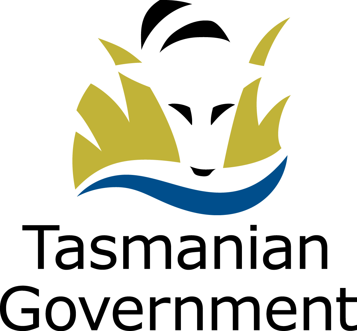 Supported by the Tasmanian Government