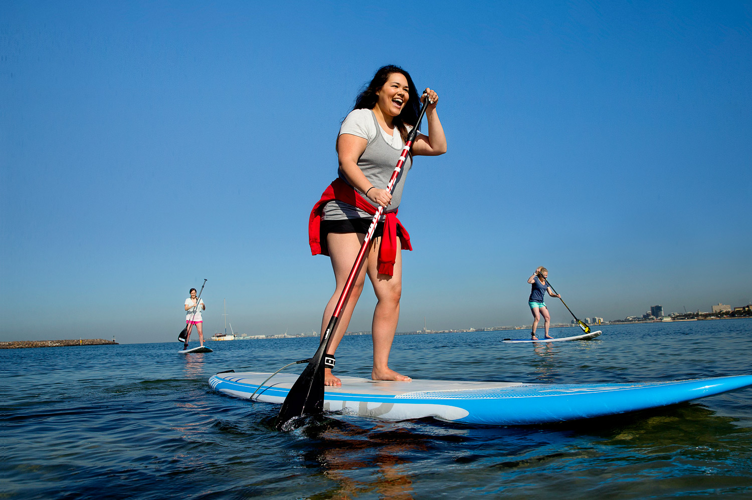 Surfing Victoria and VicHealth launches second year of Women s Stand Up  Paddleboard Program 0f26b95b86
