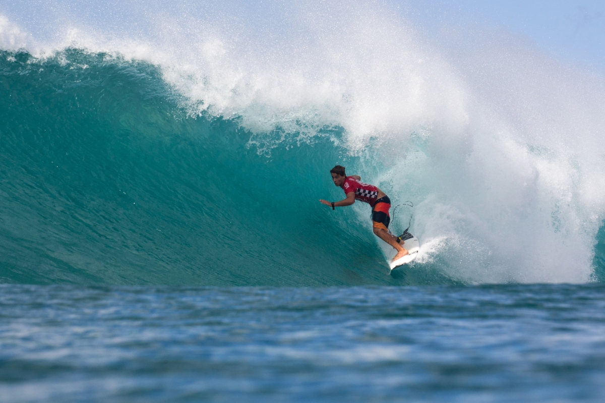374da764d7 RUNNER-UP FINISH FOR WA S JACK ROBINSON AT HIC PRO AT SUNSET BEACH ...