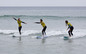 Mallacoota girls get in the water for the Surfing for Girls Program