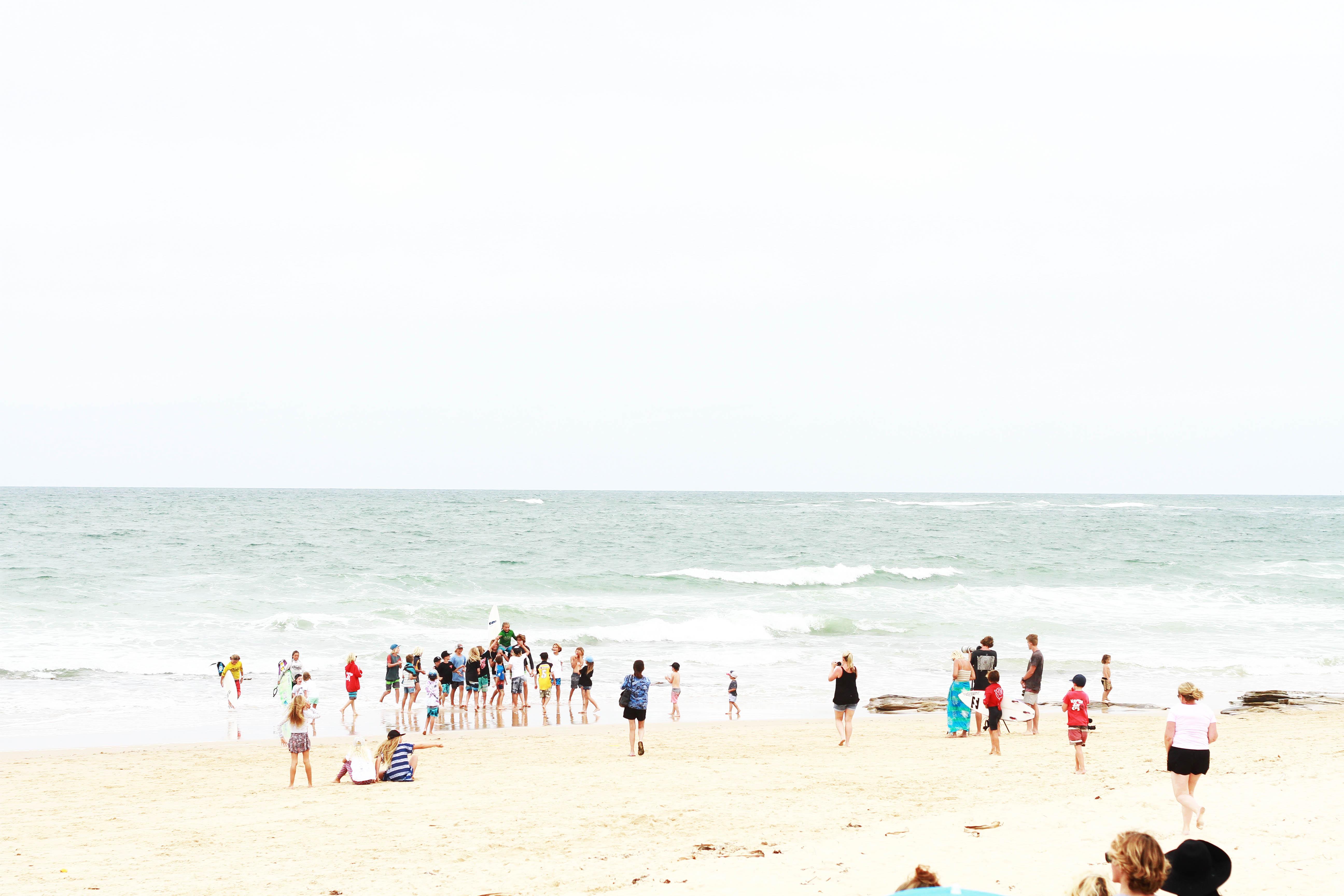 Palm Beach Surf Club Qld Menu