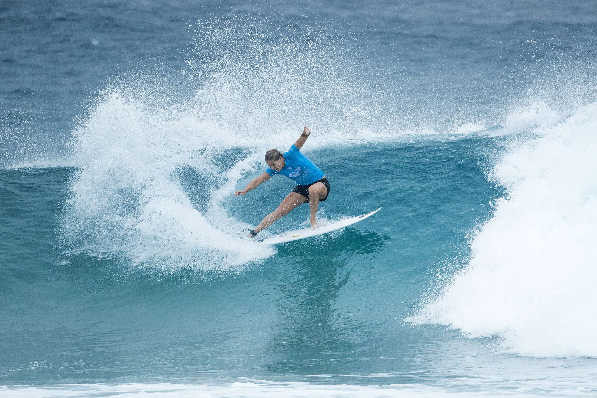 78efd72395 OWEN WRIGHT AND STEPHANIE GILMORE WIN QUIKSILVER AND ROXY PRO GOLD ...