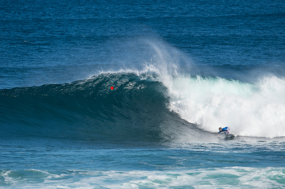 Kolohe Andino in the Mens final