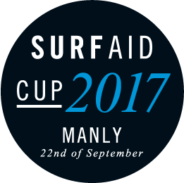Logo Surf Aid Cup Manly 2017