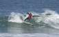 Day one of the Rip Curl Gromsearch gets underway in fun waves at Jan Juc