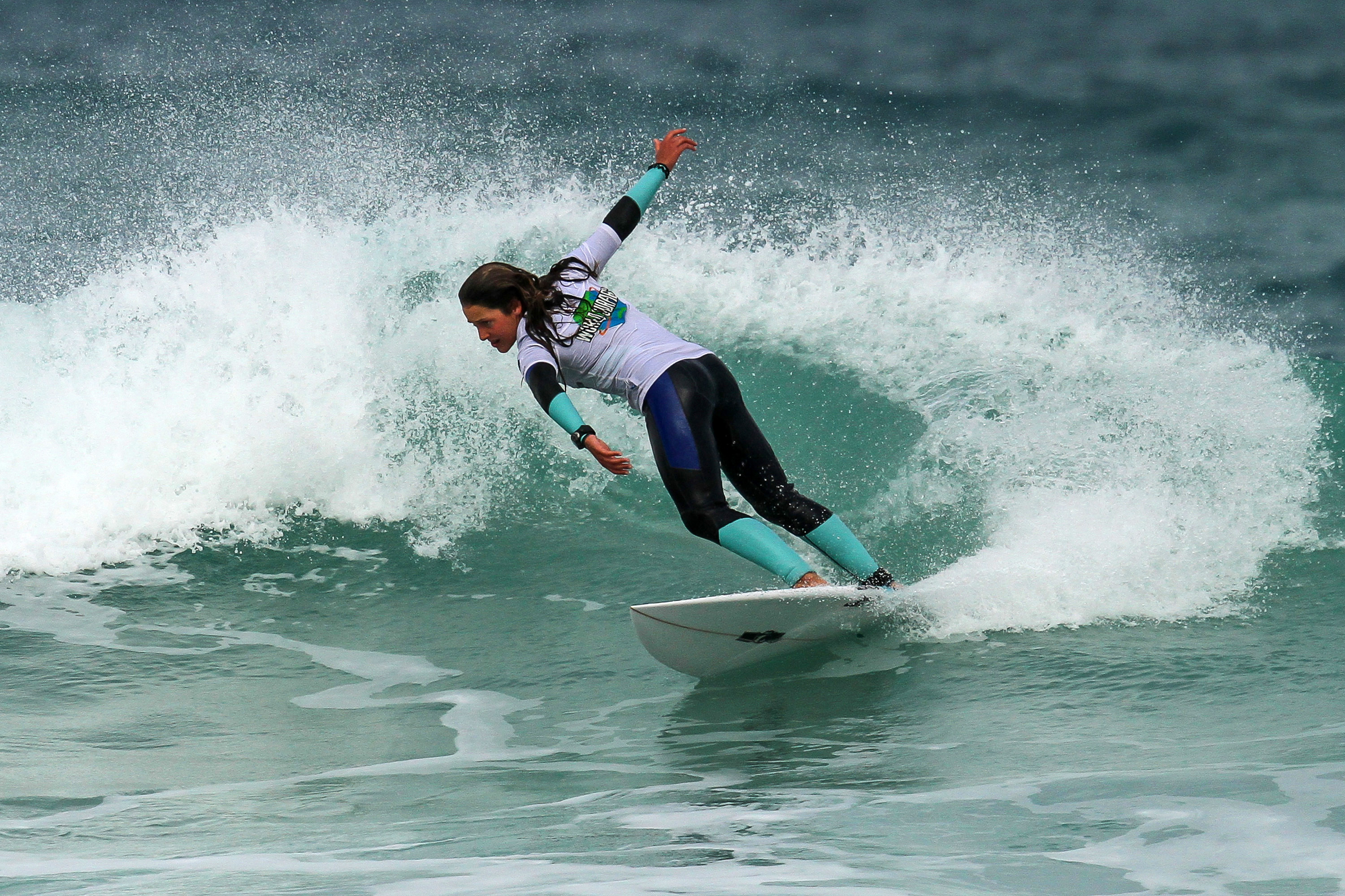 2017 Wa Junior Surfing Team Evie Dupuy Albany Woolacott