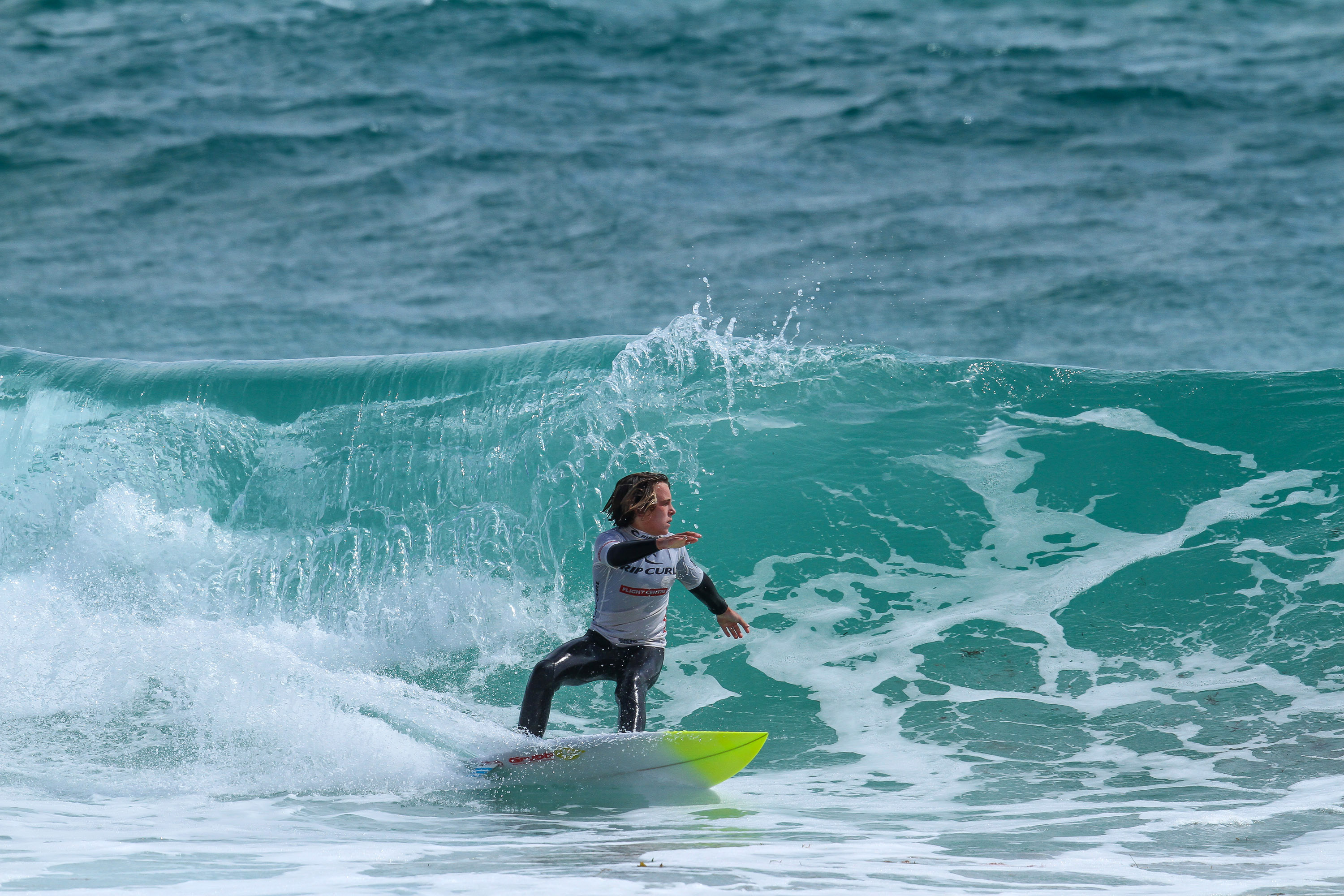 2017 Wa Junior Surfing Team George Simpson Gracetown Woolacott