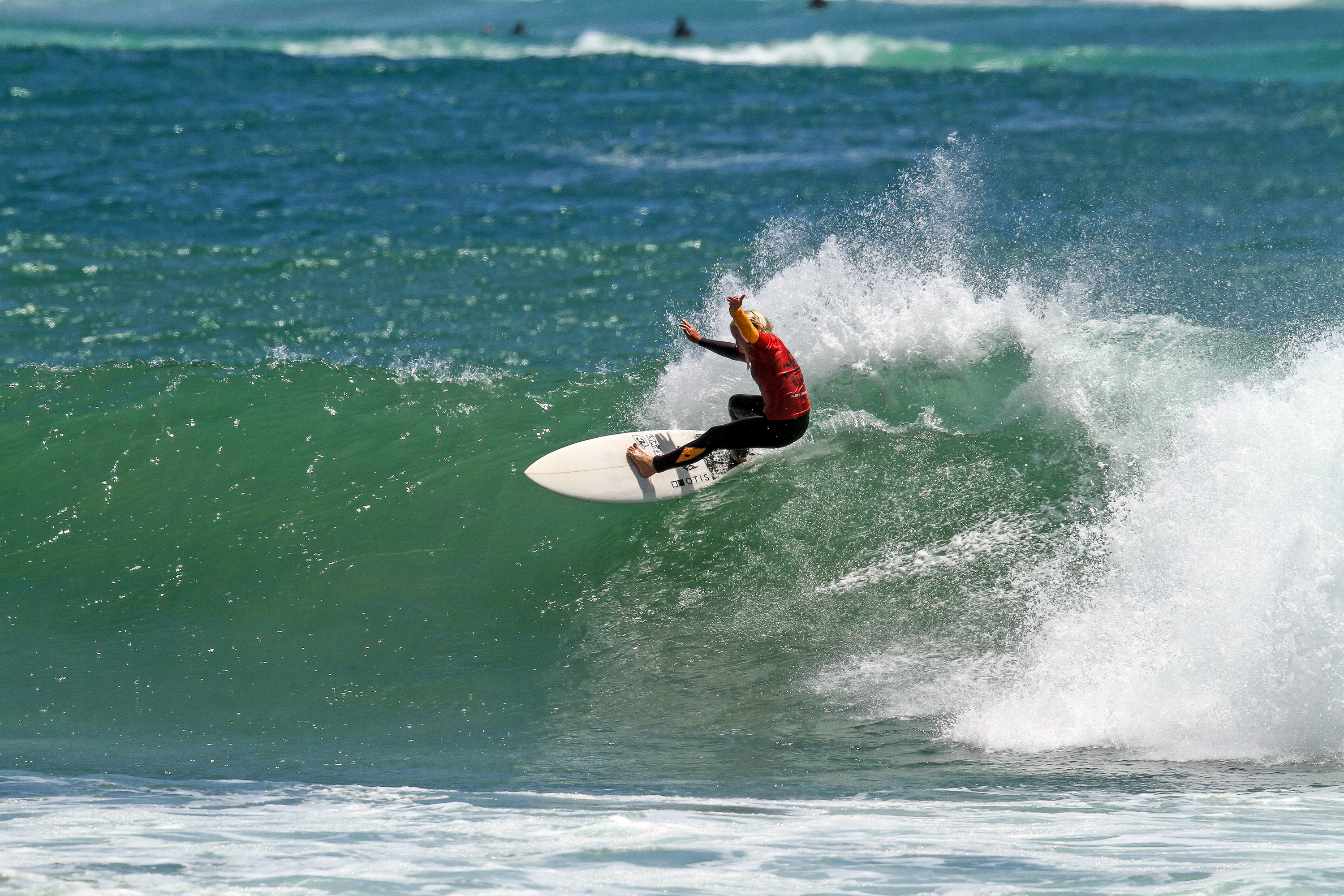 2017 Wa Junior Surfing Team Emma Cattlin Yallingup Woolacott