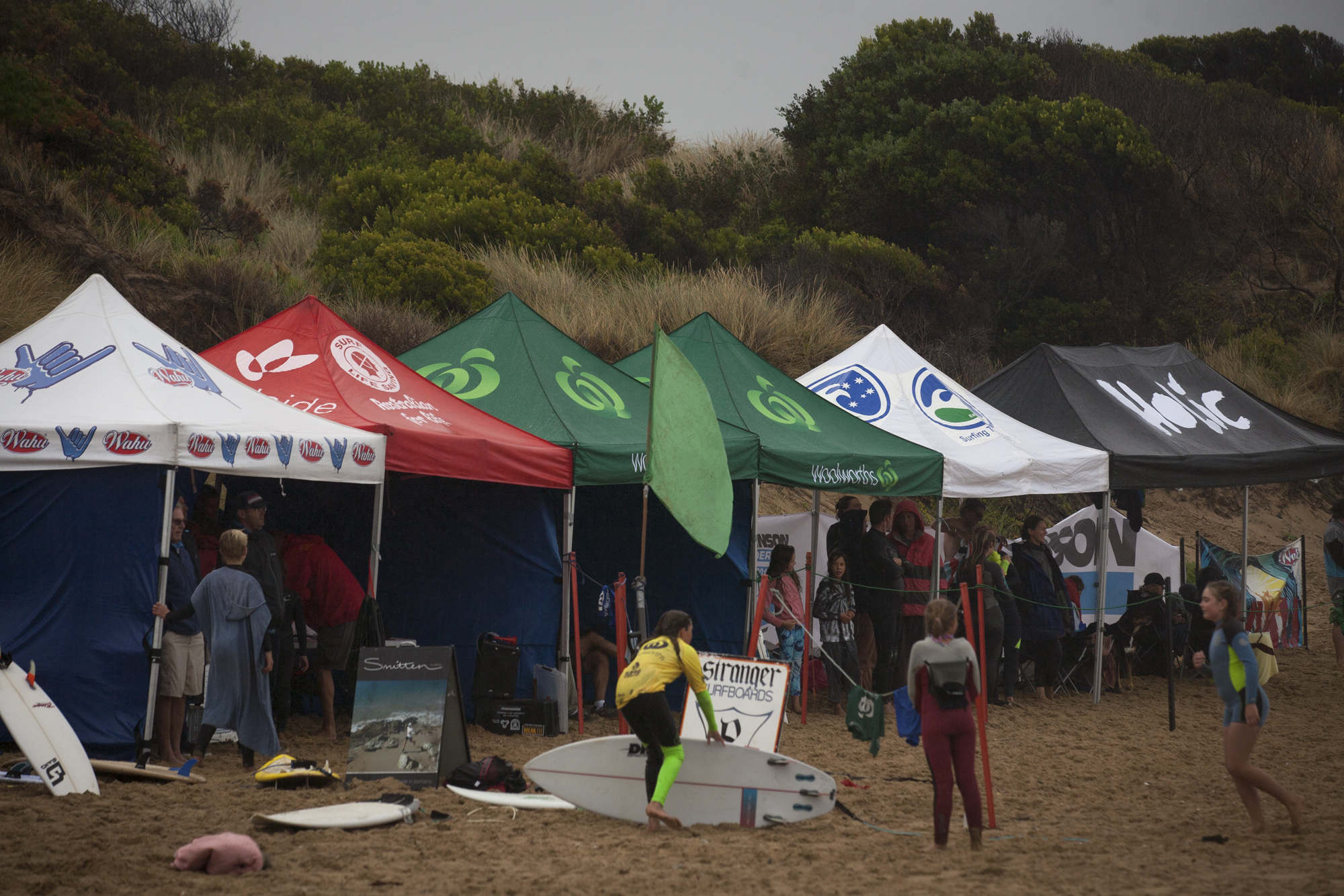Clifton Beach Woolworths Surfer Groms Event presented by WAHU.
