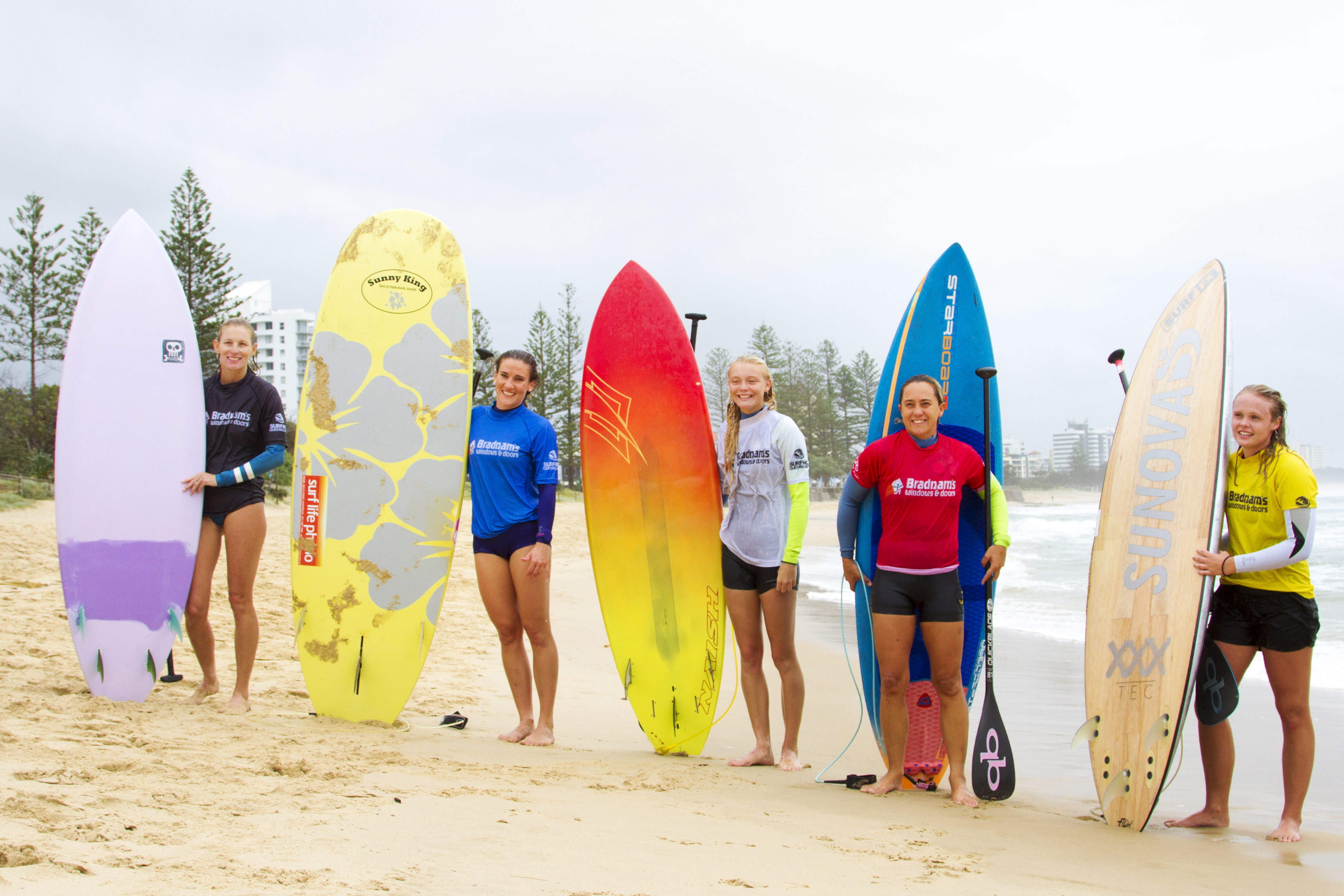 4 / 17 & SUP Surfing Champions crowned on final day of the Bradnam\u0027s Windows ...