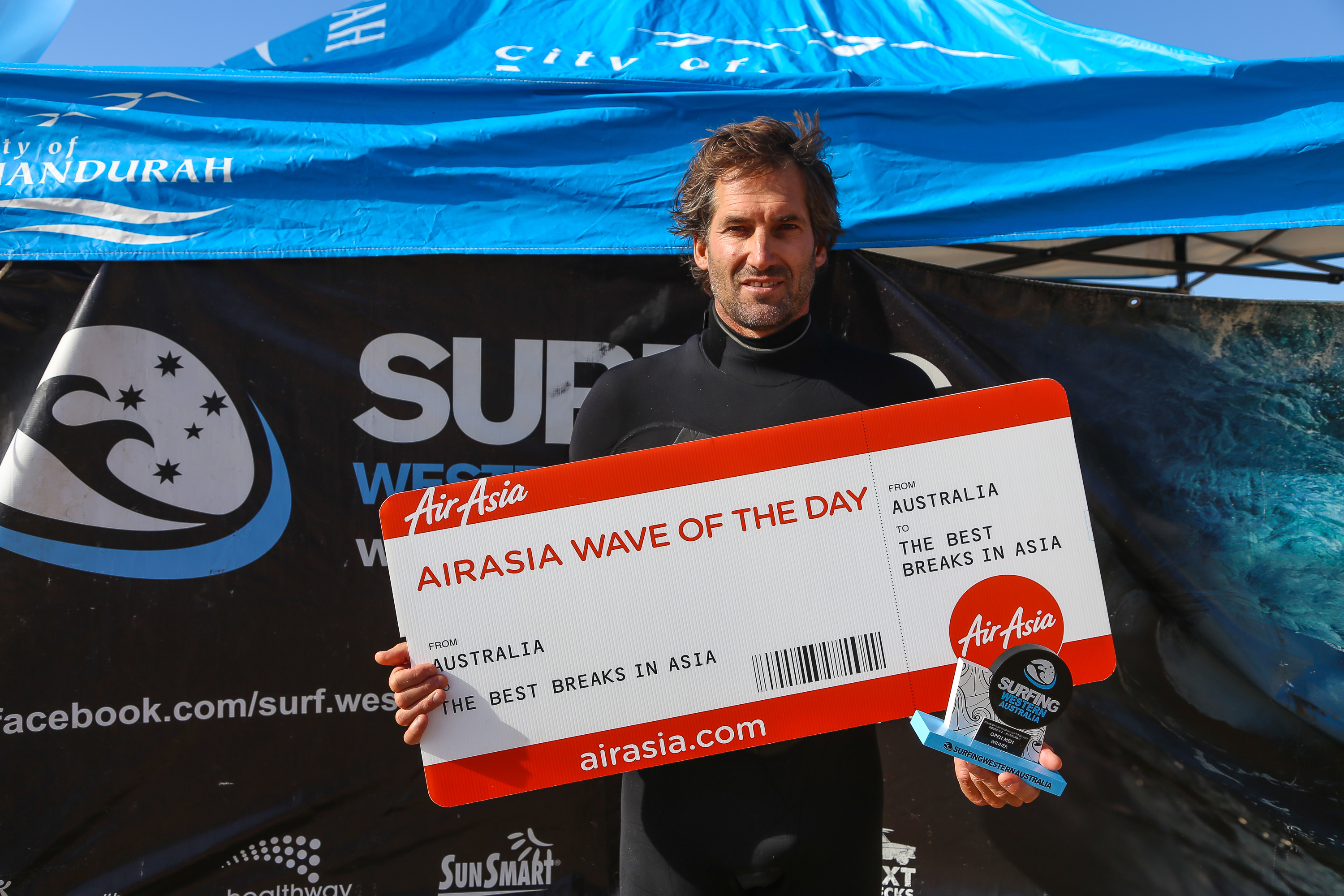 Wa Sup2 Air Asia Wave Of The Day Woolacott