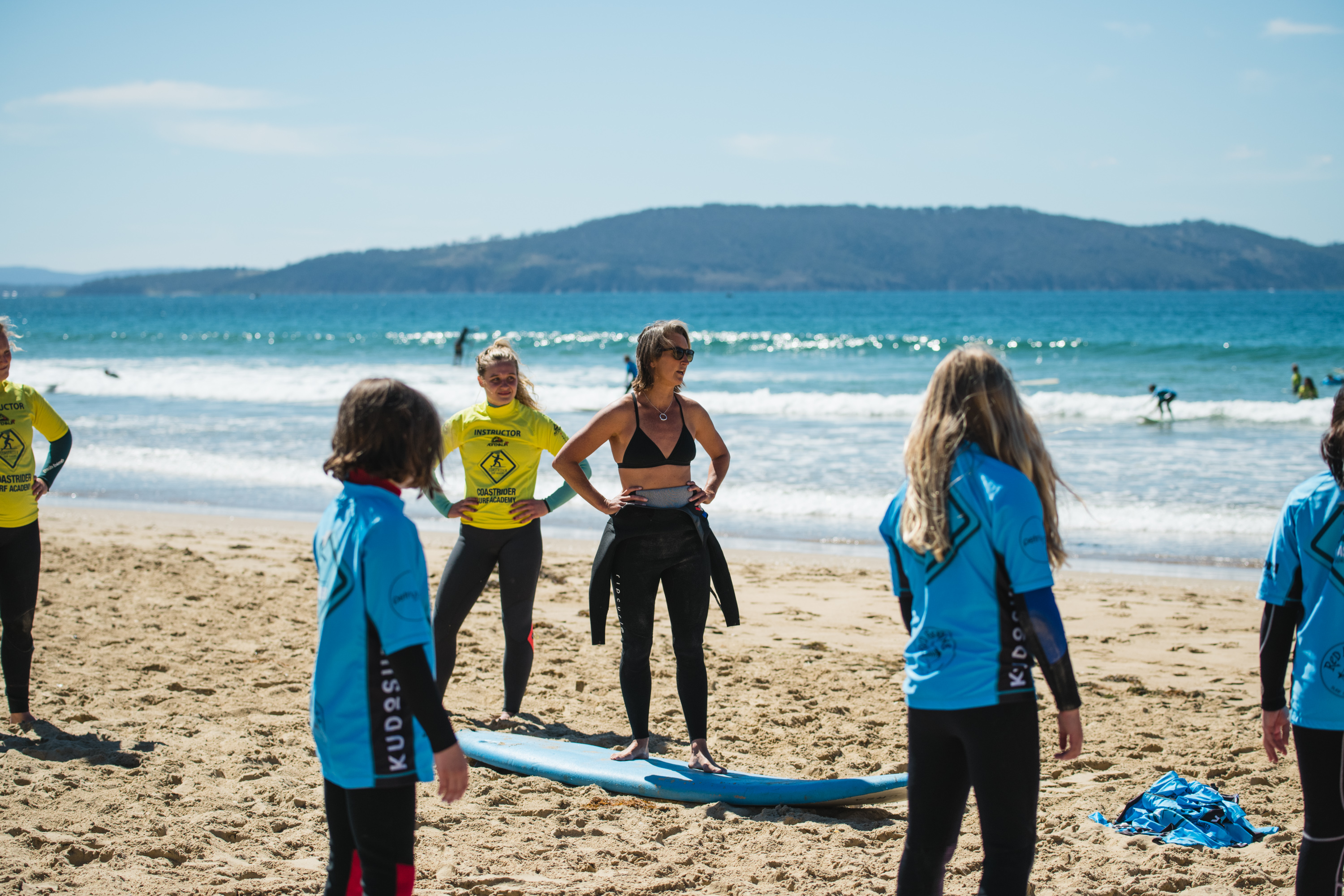 Women in Water Day with Layne Beachley