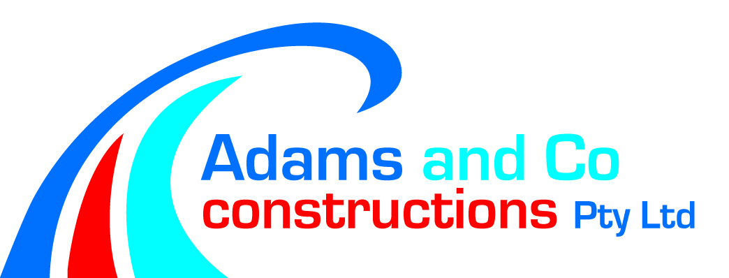 Adams & Co Constructions Logo