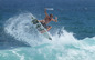 FORMER CHAMPIONSHIP TOUR SURFER TAJ BURROW SET TO COMPETE IN THE CORSAIRE AVIATION KING OF THE POINT