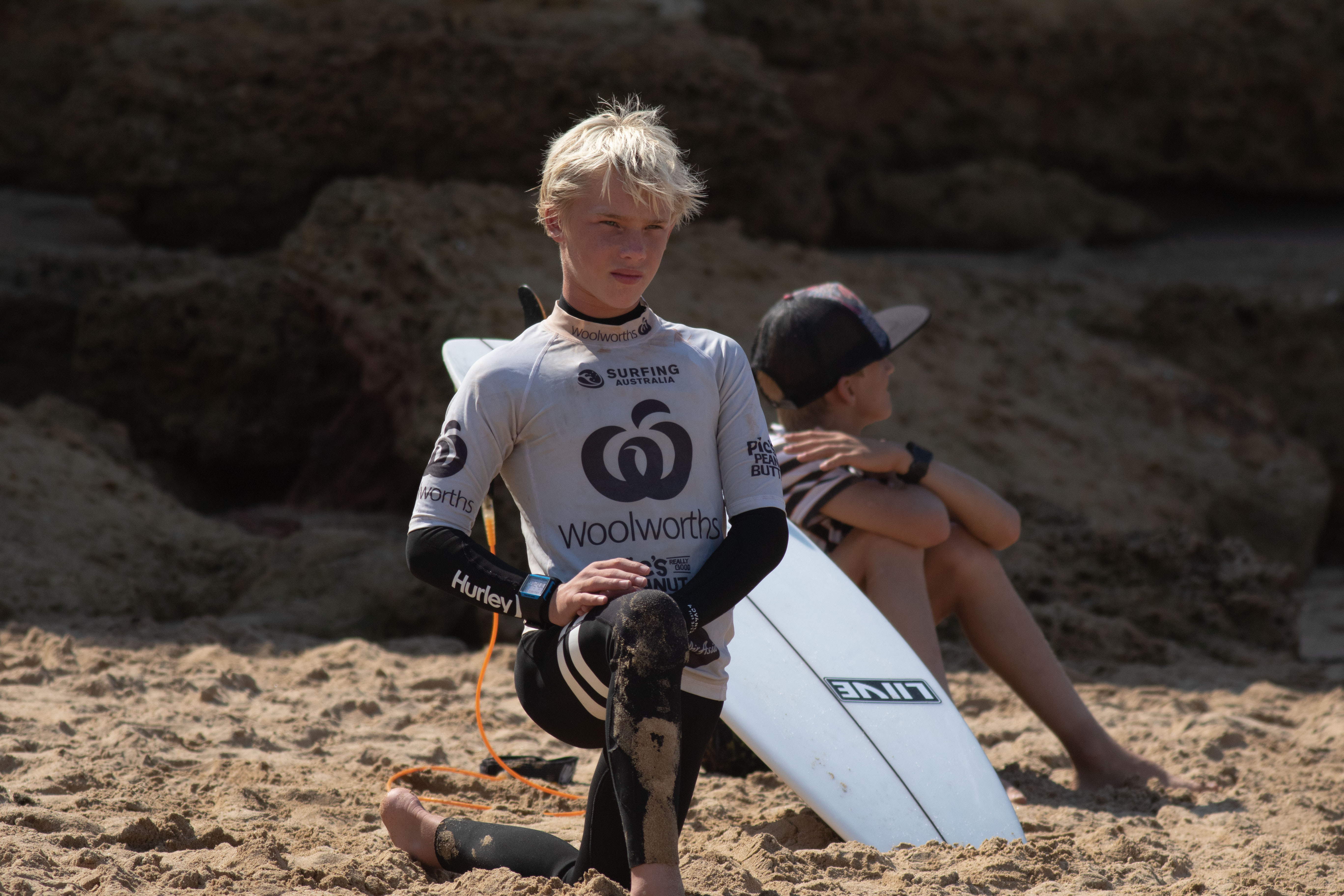 Tanner Reid Woolworths Surfer Grom Comp2019 Zl 020