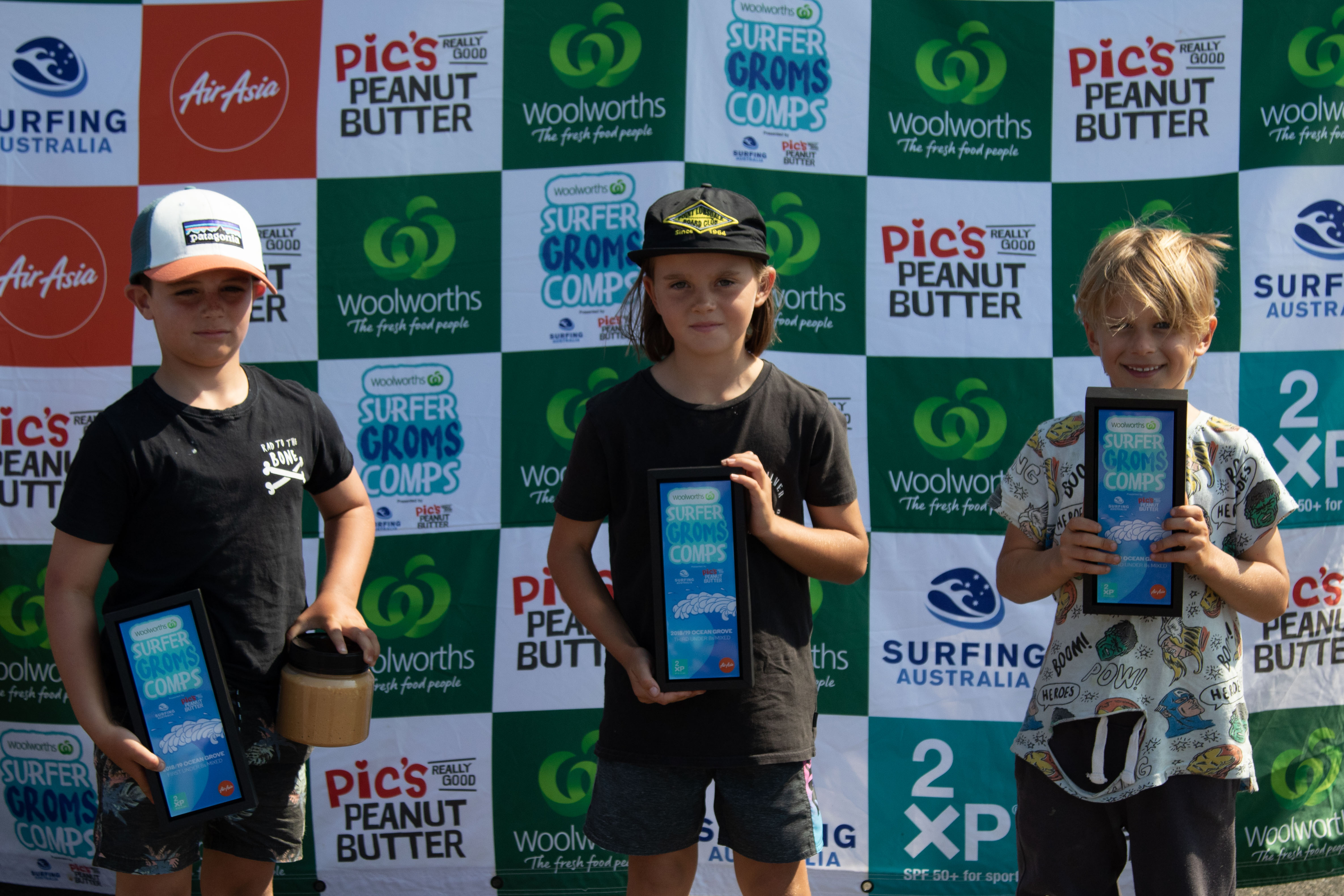 Winners Woolworths Surfer Groms Comp2019 Zl 026