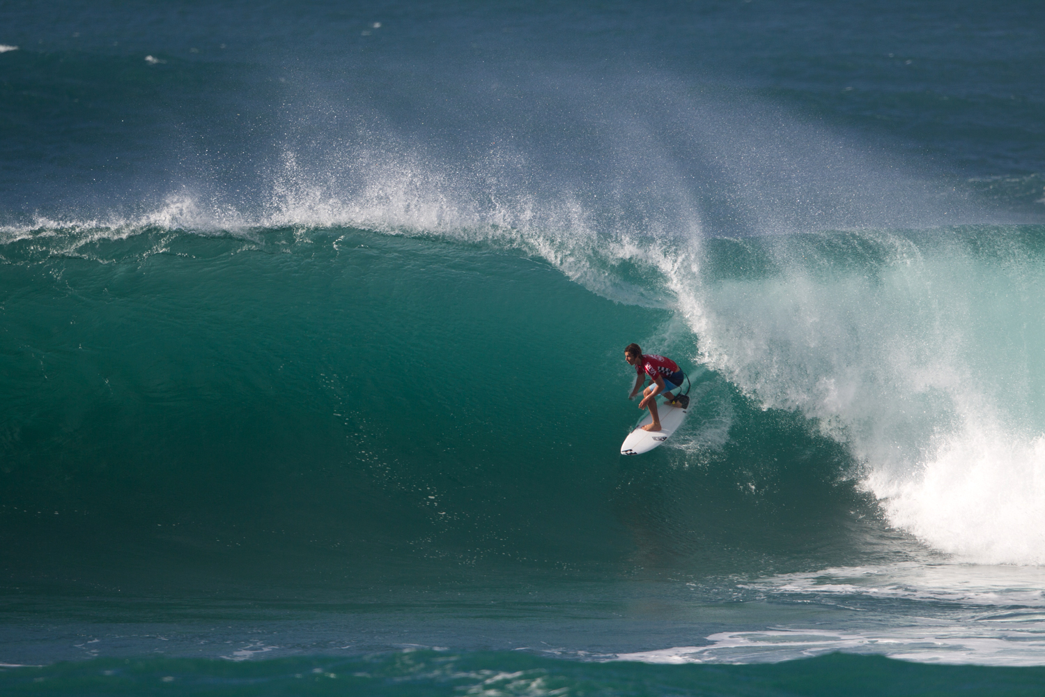 ca7d7e5d6add5a PERFECT START FOR WA S JACK ROBINSON AT THE HIC PRO AT SUNSET BEACH ...
